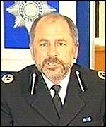 Assistant Chief Constable Ian Daines