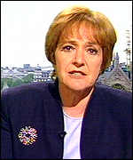 Employment minister Margaret Hodge