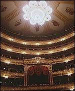 Bolshoi Theatre (interior)