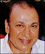 Film actor Rajkumar