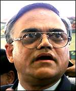 Information Minister Javed Jabbar