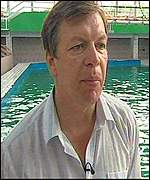 Lysenko: Believes that dolphins' voices stimulate nerve endings in children's ears