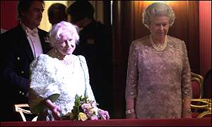 The Queen Mother and the Queen