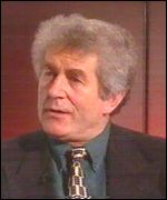 First Secretary Rhodri Morgan