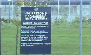 Maghaberry already houses some paramilitary inmates