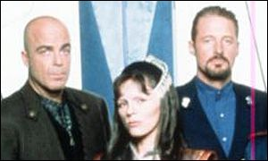 Babylon 5 cast members