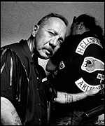 sonny barger young