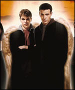 Dogma stars Affleck and Damon