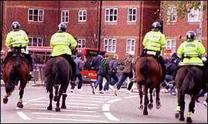Trouble at Millwall