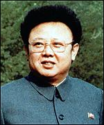 Kim Jong-Il, North Korean leader
