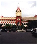 High Court building, Calcutta