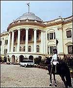 State building, Calcutta