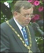 Omagh District Council chairman