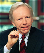 Senator Joe Lieberman