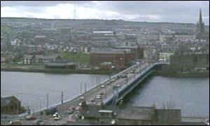 Concerns in the city about Derry airport's facilities