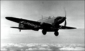 RAF Fairey Battle light bomber