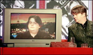 David Shayler on Have I Got News For You?