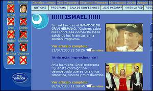 Spanish Big Brother - Gran Hermano