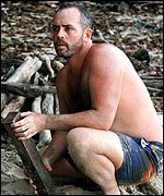 Richard Hatch in Survivor