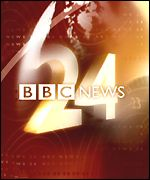 The BBC News 24 logo