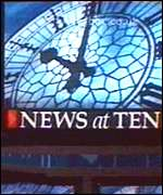 The News at Ten logo