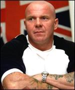 Convicted UFF leader Johnny Adair