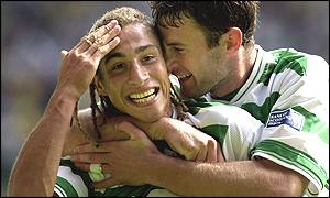 Henrik Larsson and Chris Sutton
