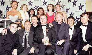 Coronations Street actors