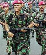 [ image: The military may be well disposed to Amien Rais]
