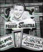 [ image: Frank Sinatra was a huge teen idol in the 1940s]