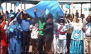 Djibouti celebrations