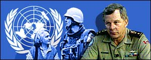 The UN has carried out over 50 peace-keeping operations since 1948