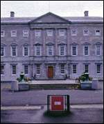 Dail building