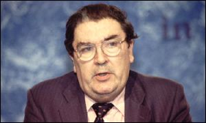 John Hume will leave assembly in near future