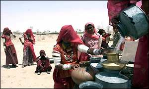 Women in Rajasthan