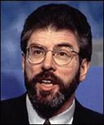Gerry Adams: Ground-breaking talks with John Hume