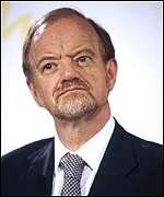 Foreign Secretary Robin Cook
