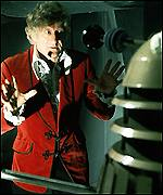 Jon Pertwee as Dr Who