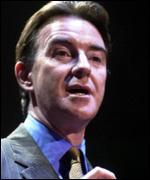 Former dome minister Peter Mandelson