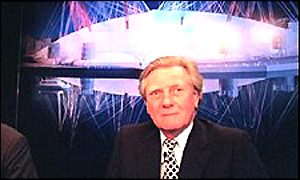 Michael Heseltine: Helped launch the Dome project