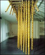 Installation (1999) by Angharad Jones
