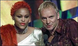 Eve and Sting