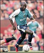George Weah started City's comeback