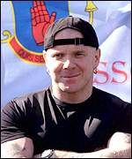 Ulster Freedom Fighters chief Johnny Adair