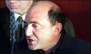 Media tycoon Boris Berezovsky