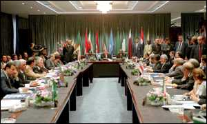 Opec meeting in Vienna