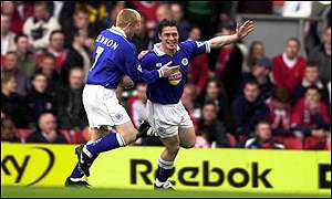 Neil Lennon and Tony Cottee