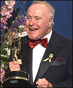 Jack Lemmon won outstanding lead actor in a mini-series or TV movie for Tuesdays With Morrie