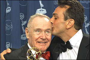 Hank Azaria and Jack Lemmon