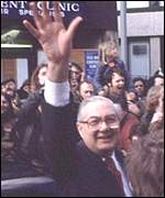 Callaghan campaigning